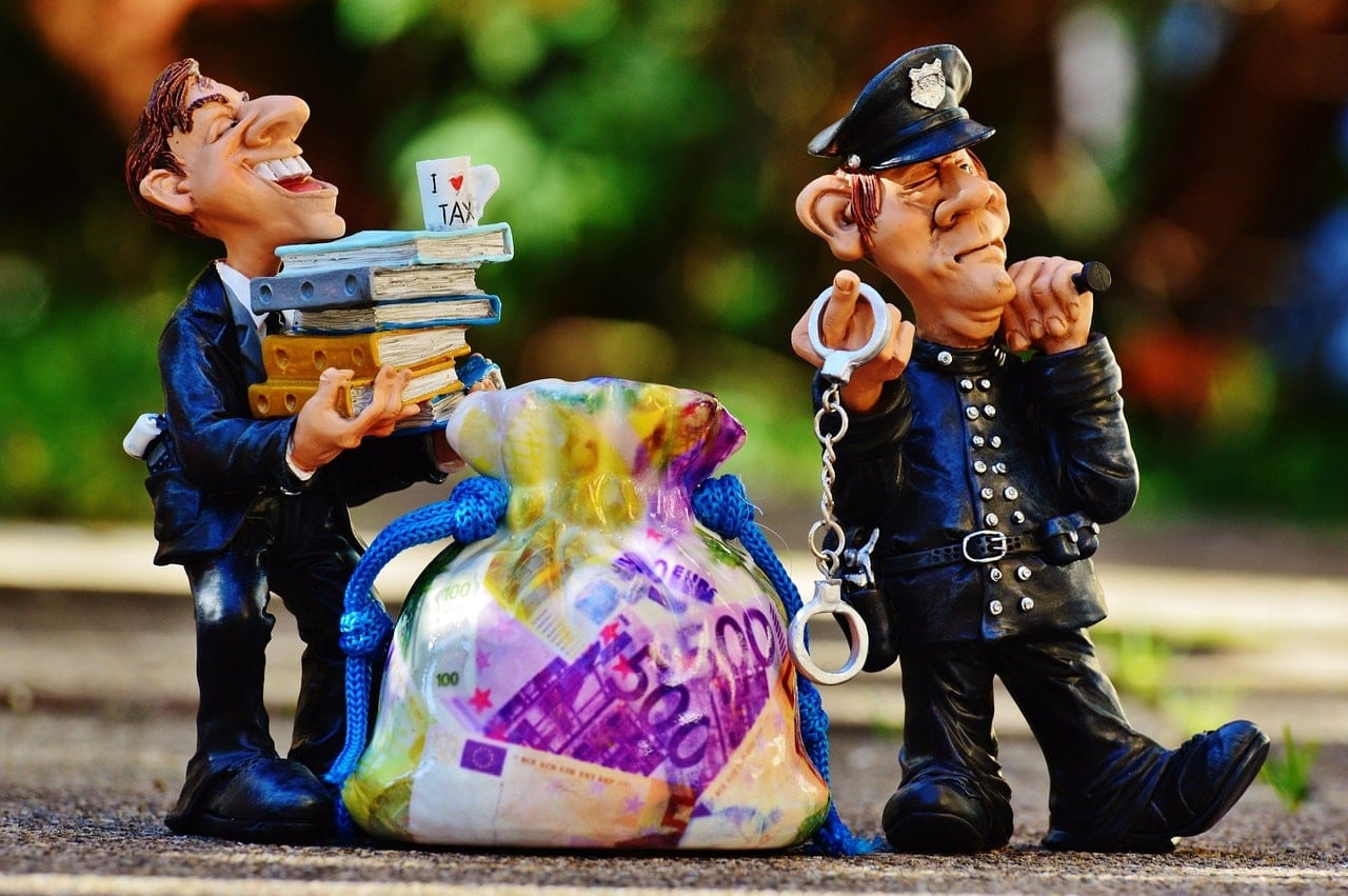 Corruption in Law Enforcement